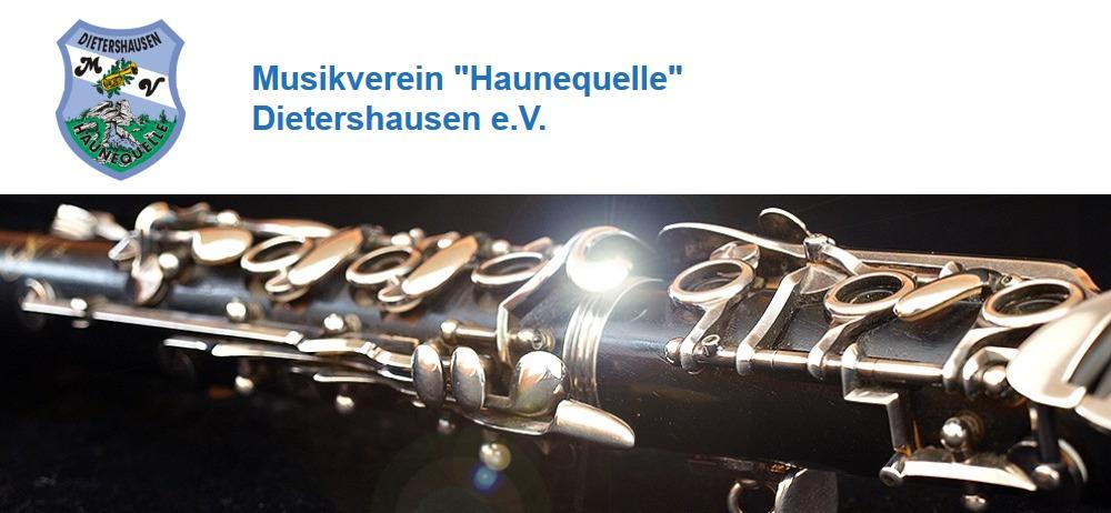 "Musikverein ""Haunequelle"" Dietershausen e.V."